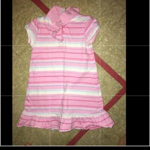 Carters 5t polo style dress